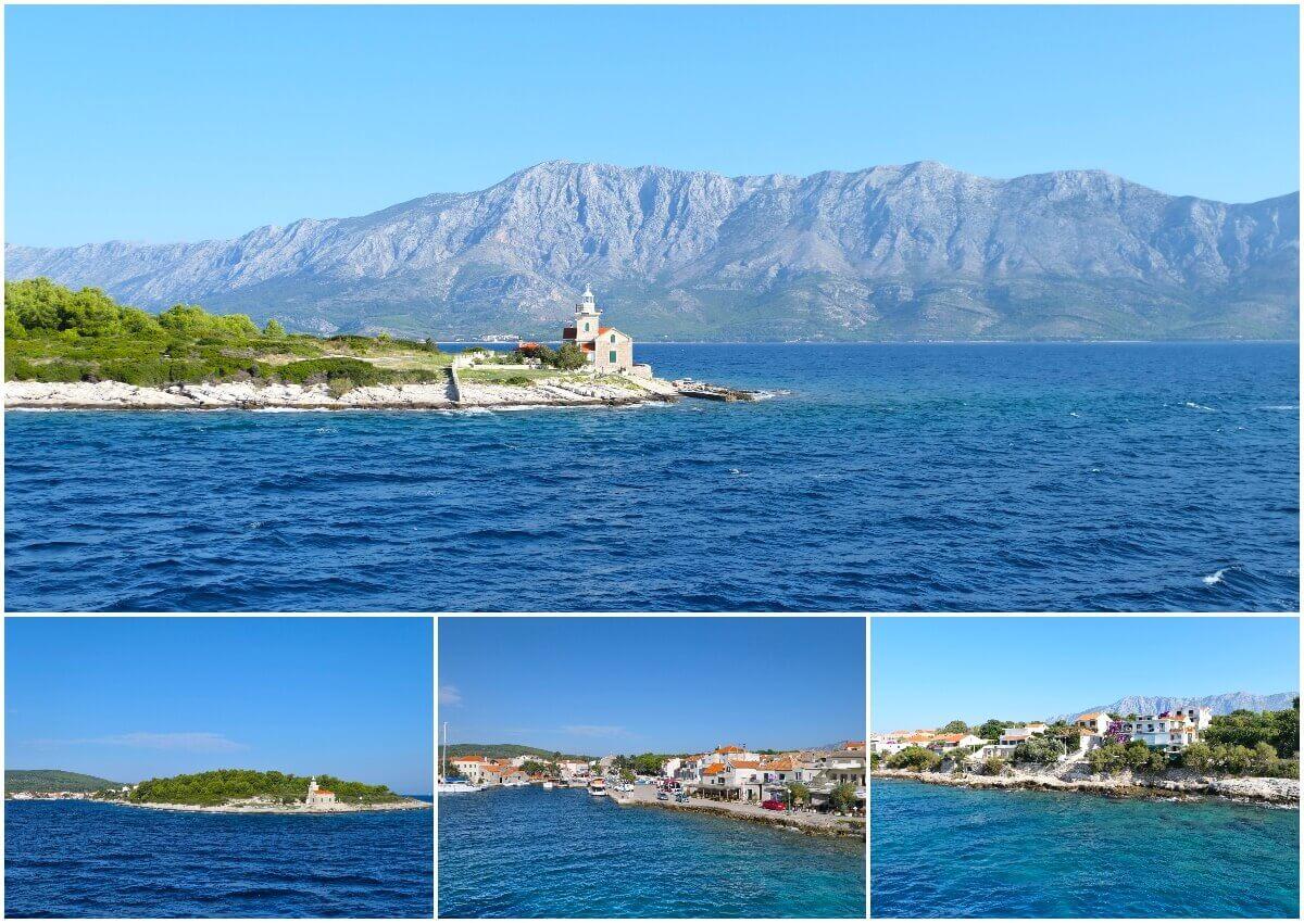 Sućuraj, Hvar Island, Croatia