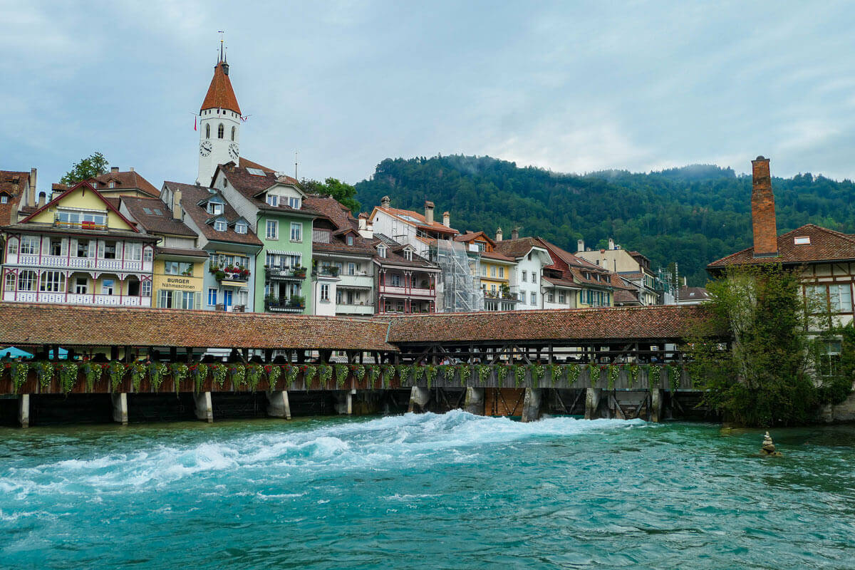 Tips for rainy days in Interlaken Thun