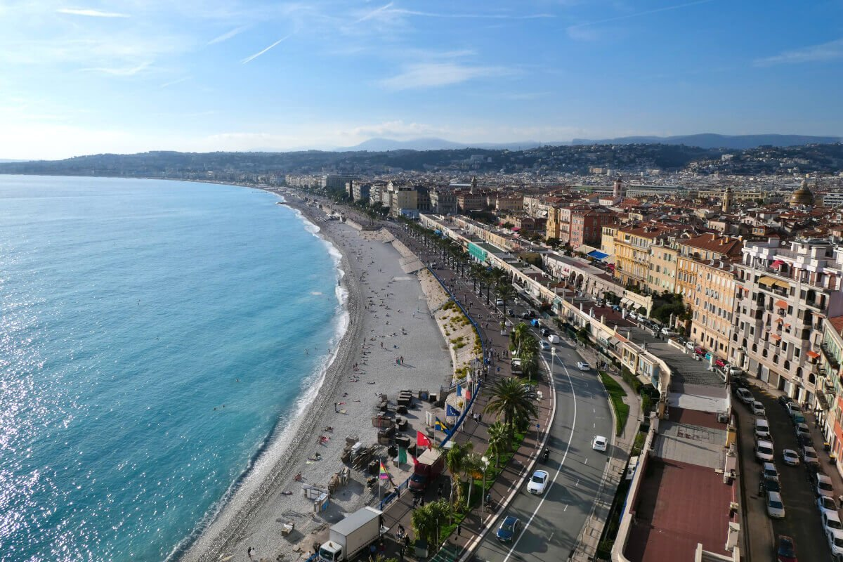 Tourist Attraction in Nice, French Riviera