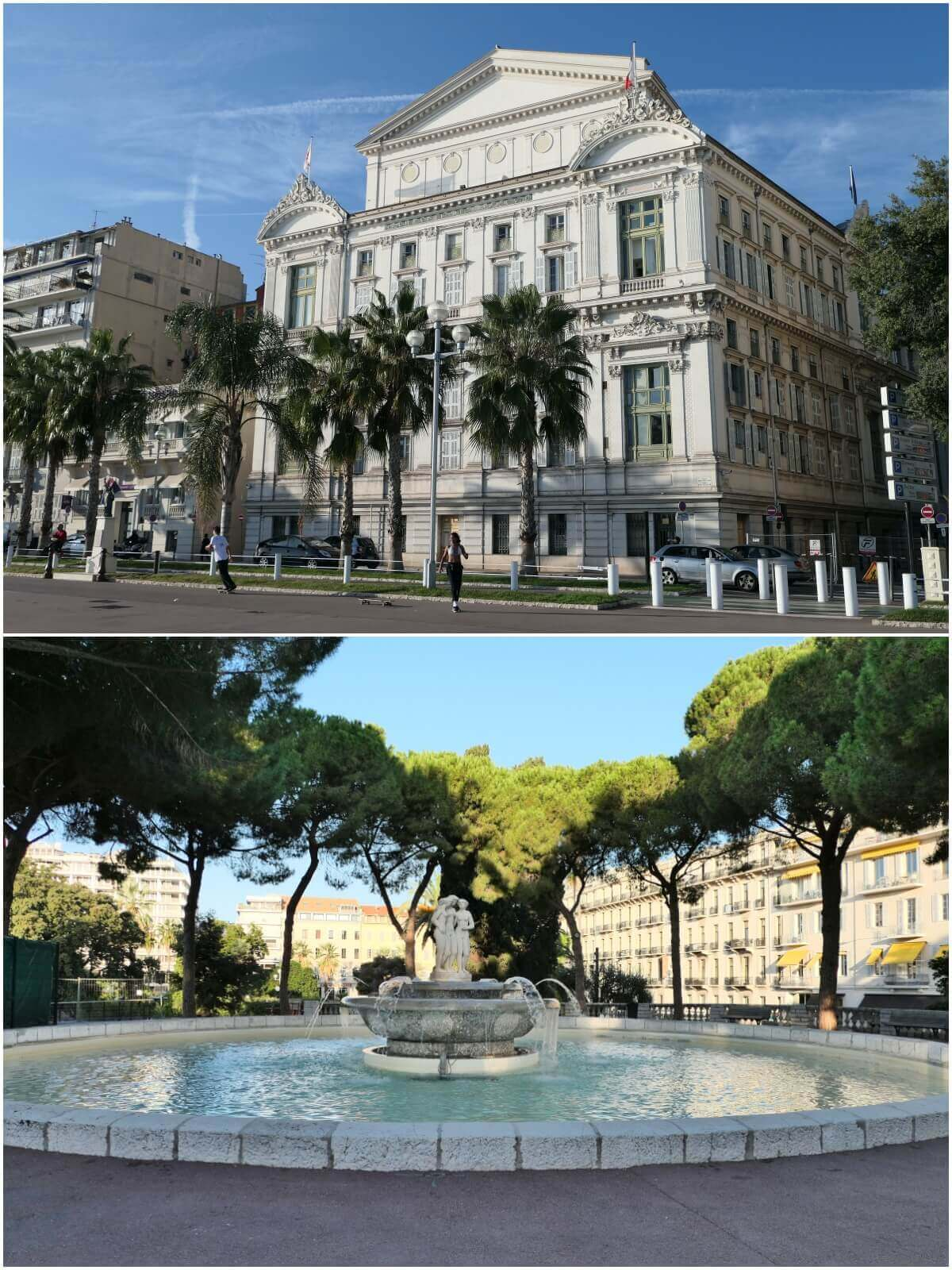 Tourist Attraction in Nice, France