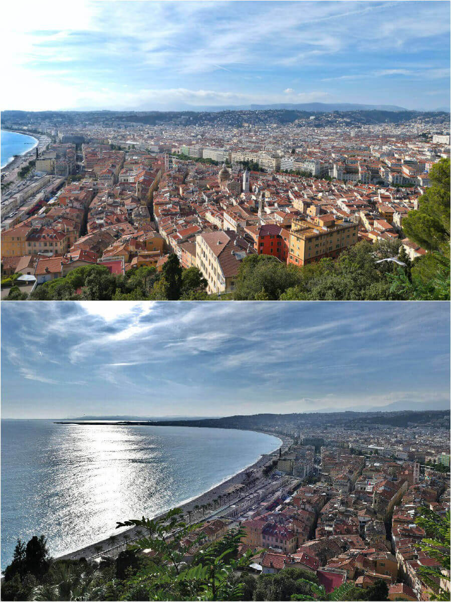 Tourist Attractions in Nice, France