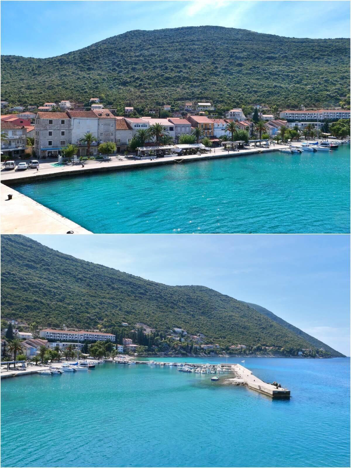 Trpanj Town, Croatia