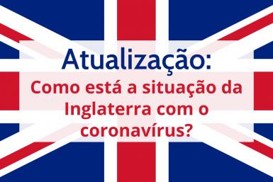 Update Coronavírus Inglaterra