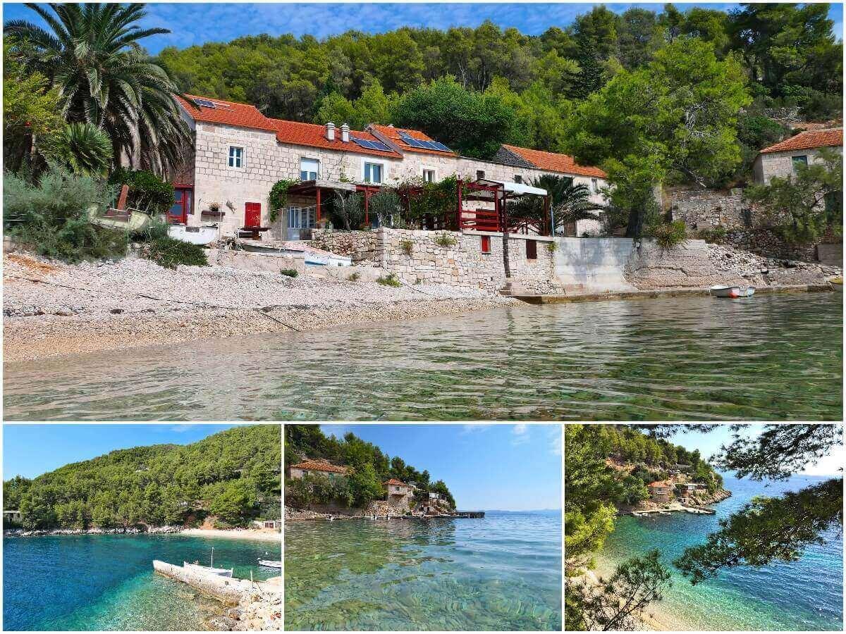Veprinova, Hvar Island, Croatia