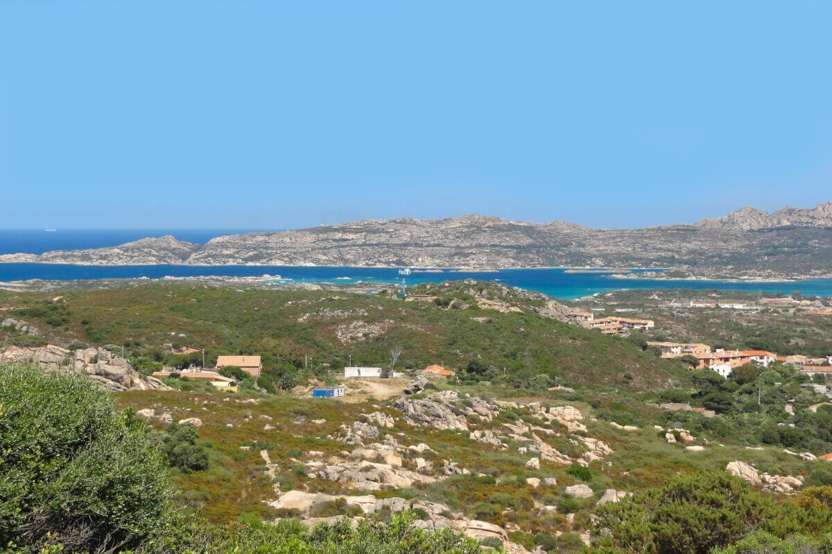 Views La Maddalena, Sardinia, Italy