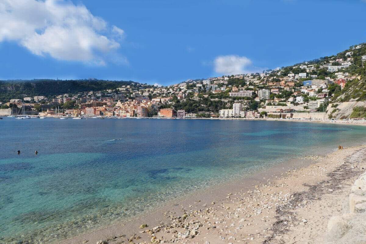 Day Trips from Nice, Villefranche-Sur-Mer, France