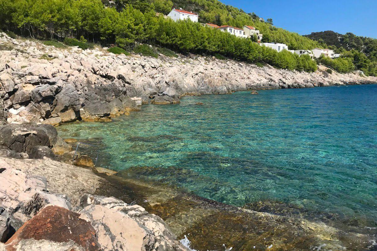 Vinačac, Korčula, Croatia