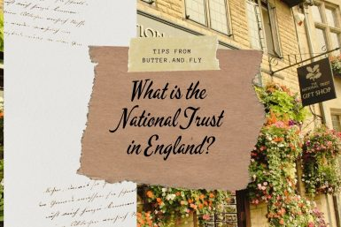 What is the National Trust?