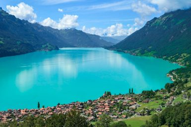 What to see in Lake Brienz?