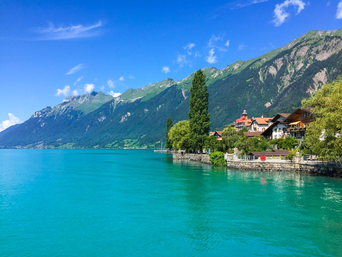 What to do in Lake Brienz?