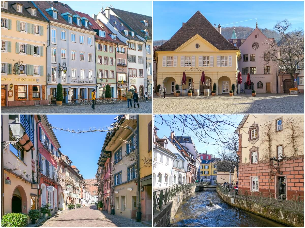 What to see in Freiburg