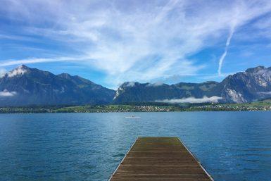 What to see in Lake Thun, Interlaken