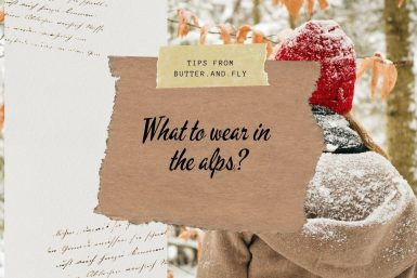What to wear in the alps?
