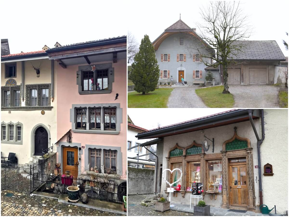 Where to stay in Gruyères?