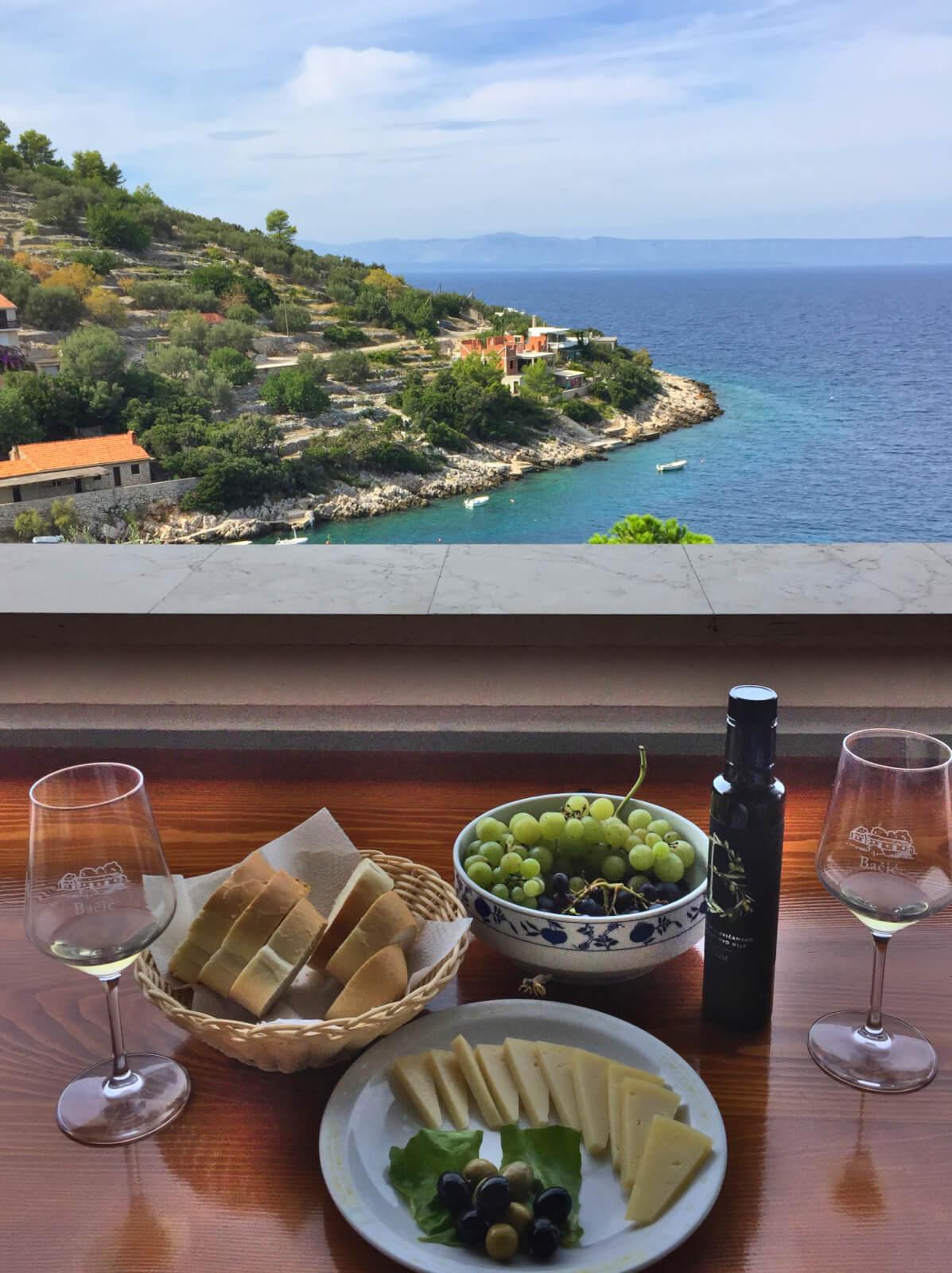Bačić Winery, Wine Tasting, Korčula, Croatia