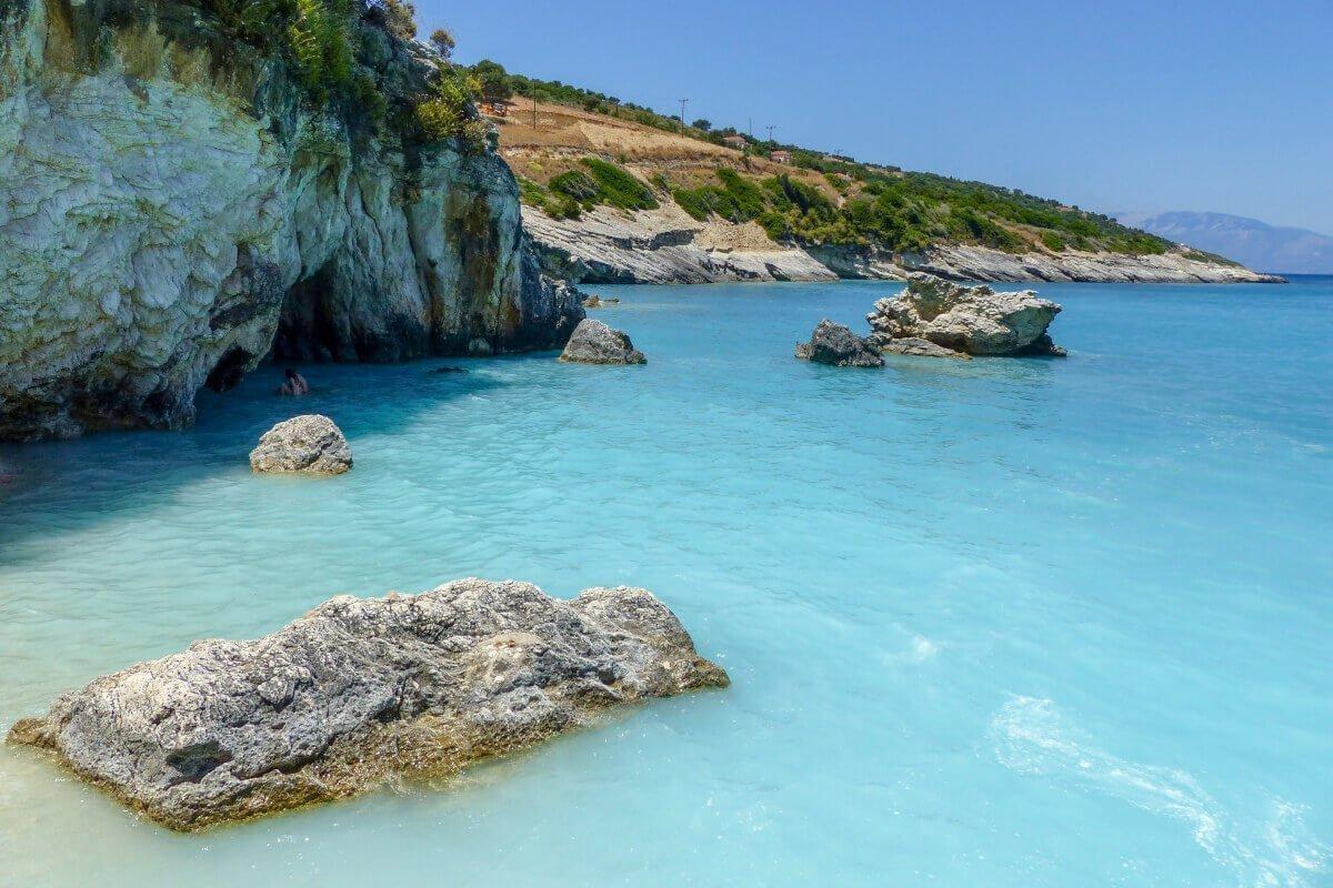 Xigia, Zakynthos, Greece