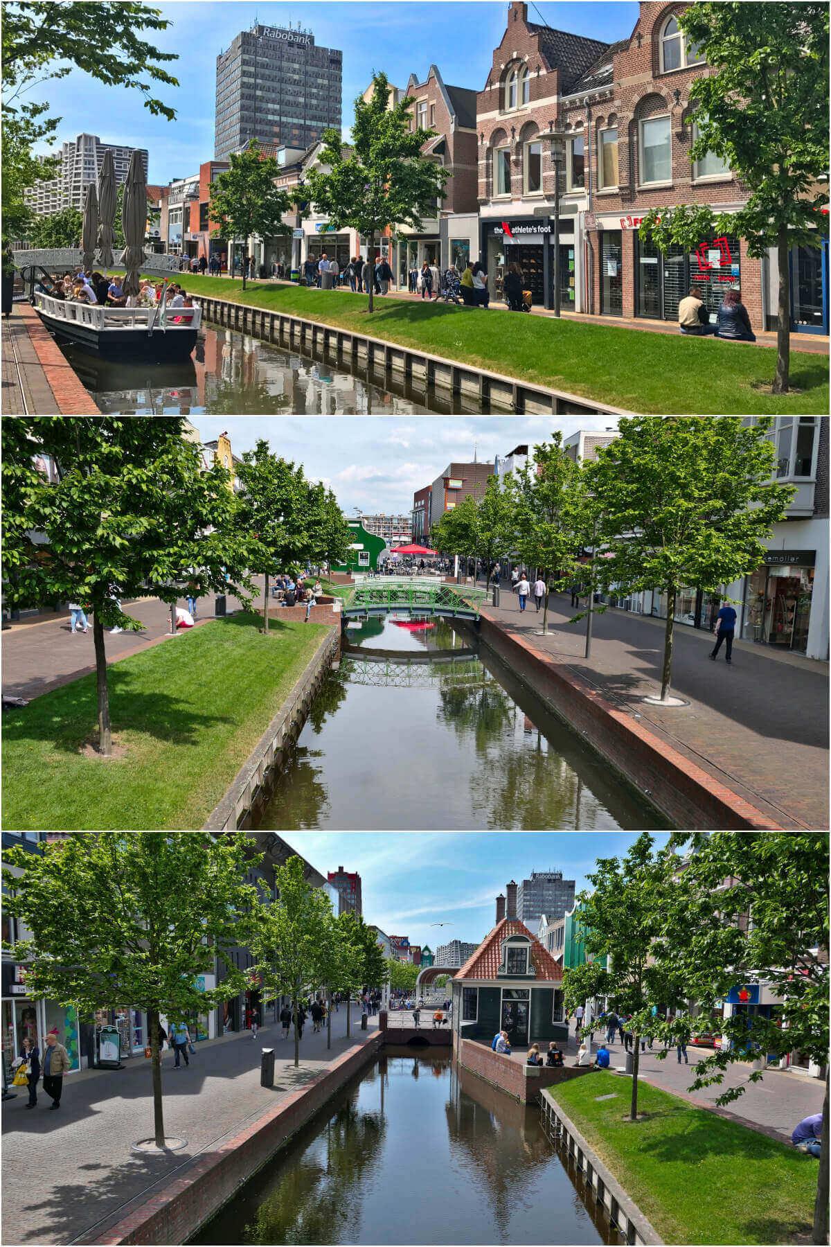 Gedempte Gracht, Zaandam, Netherlands