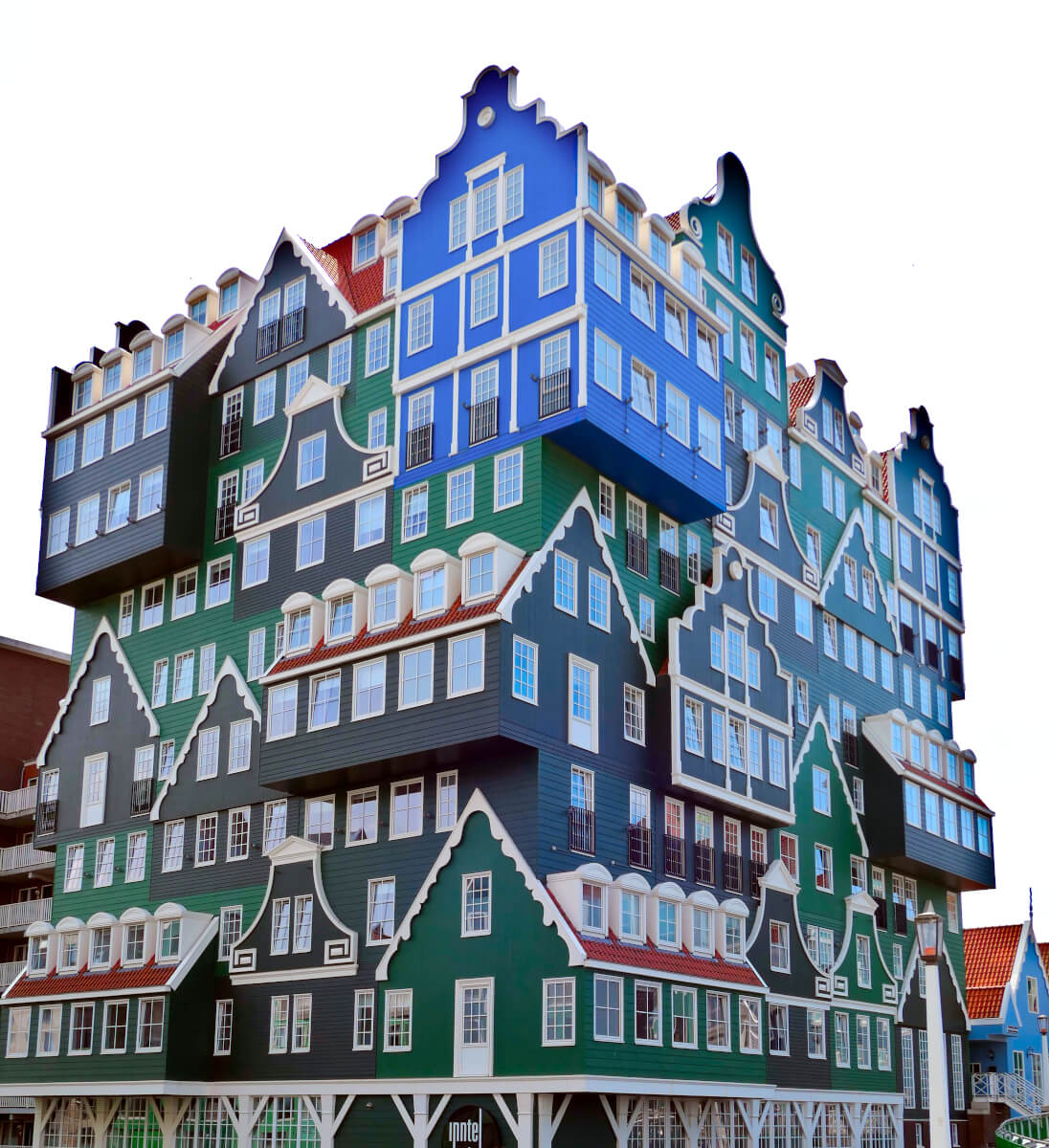 Inntel Hotel, Zaandam, Netherlands