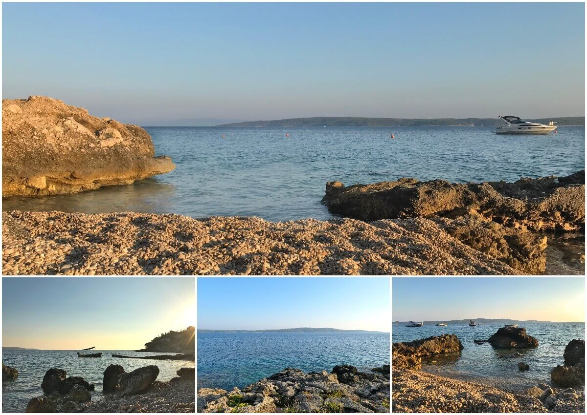 Zavala, Hvar Island, Croatia